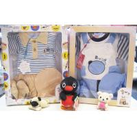 China Personalized Neutral Palette Newborn Baby Gift Sets for Girls and Boys  on sale