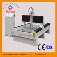 China 1200 x 1800mm 3D Relief Glass CNC Router machine TYE-1218C on sale