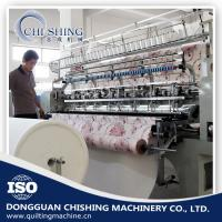 Buy cheap Industrial Multi Needle Quilting Machine, Comforters Lockstitch Sewing Machine from wholesalers