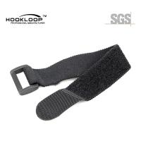 Buy cheap Short Polyester Hook And Loop Strap , Elastic Bands 20 Yards Per Roll from wholesalers