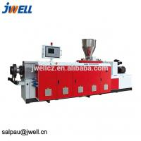 Quality Hard Material Wall Panel Making Machine , Pvc Ceiling Machine High Safety for sale