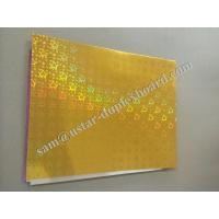 China star pattern hologram foil paper on sale