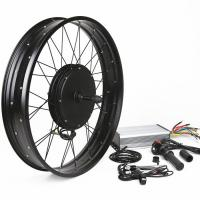 Buy Lightweight Electric Bicycle Conversion Kit Electric Push Bike Conversion Kits at wholesale prices