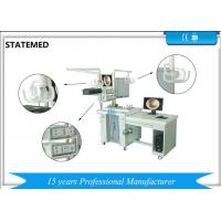 Quality Double Single Station ENT Treatment Unit For Ears / Nose Surgery 1655 * 730 * 885mm for sale