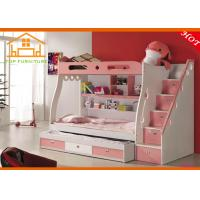 China modern cheap bunk beds for kids boys twin cool kids childrens cabin beds bedroom furniture sets on sale