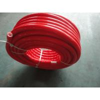 Quality PEX al PEX insulated pipe for radiant heating for sale