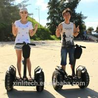 Buy cheap 2000w Power and CE Certification Two Wheels Electric Chariot Scooter from wholesalers