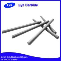 Quality Solid tungsten carbide rod blanks for sale