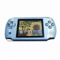 Quality 2.8-inch TFT Display MP5 Player with FM Function, Supports MP3, SD Card and Game Player for sale