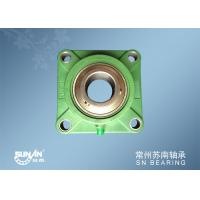 Quality Flange Mount Bearings / Green Plastic Pillow Block Bearings SUCFPL207 for sale