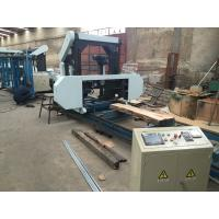 Quality Automaic Portable Horizontal Rosewood Timber Log Cut Bandsaw Sawmill with diesel engine or electrical power for sale