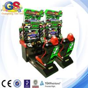 Midnight Maximun Tune 3dx+ car racing game machine