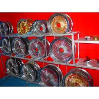 Buy cheap Chrome Wire Wheels from wholesalers