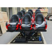 Quality 7D Simulator Cinema Cabin 100 Kg Per Seat , Shopping Mall 7D Virtual Reality for sale