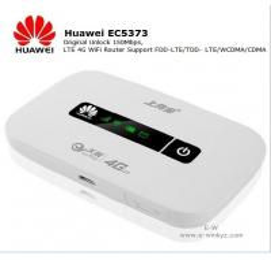 Quality Huawei EC5373 EC5373u-819 Unlock Pocket wifi router FDD TDD 4g LTE Wireless Router 150Mbps for sale