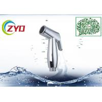 Quality Round Bathroom Toilet Hand Spray , Stainless Steel Hose Toilet Hand Shower for sale
