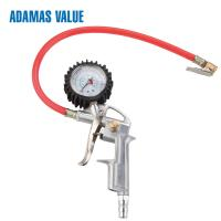 Quality Multi Function Car Tire Inflation Gun Easy Operating With Easy To Read Gauge for sale