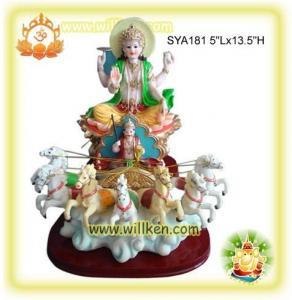 China Polyresin Hindu God on sale