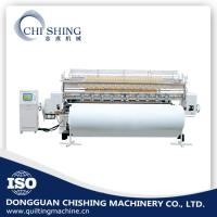 Digital Control Chain Stitch Quilting Machine 128 Inches With 300 Quilting Patterns