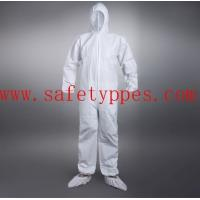 China fiberglass protective clothing disposable body suit cheap disposable coveralls on sale