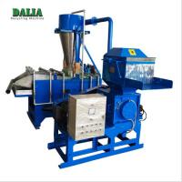 Quality Copper Cable Recycling Machine Copper Cable Shredder CE Approved for sale