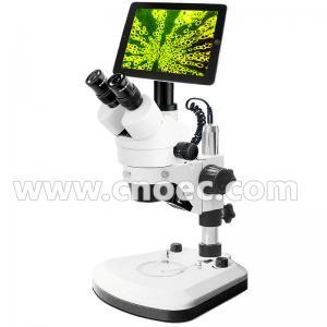 China WF10X - 20mm Electron Digital LCD Microscope LED Illumination Microscope A36.0902 + A59.3503 on sale