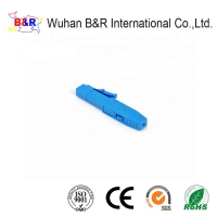 Buy cheap OEM Single Mode 0.9mm Fiber Optic LC Connector from wholesalers