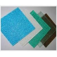 Quality Extruded PP rigid sheets(embossed surface) for sale