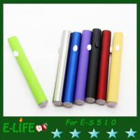 Quality best selling for ES 510 E Cigarette Battery 180mAh/280mAh 510 Battery With diamond bottom for sale