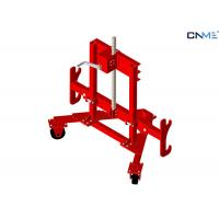 Red Shifting Trolley Slab Formwork Systems Highly Efficient OEM / ODM Acceptable