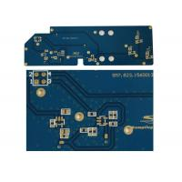 China High Frequency Double Sided PCB Teflon Pcb Boards In Filters Combiners RF on sale
