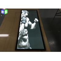Quality Backlit Poster Frame Magnetic Light Box Ultra Slim With 881 MM X 634 MM for sale