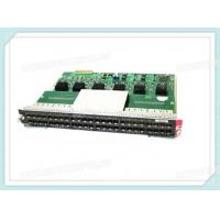 Quality WS-X4448-GB-SFP Catalyst 4500 48-Port 1000Base-X (SFPs Optional) Base-X GE Linecard for sale