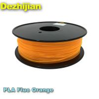 Quality Neat Winding Spool PLA 3d Printer Filament , Free Sample Pla Plastic Filament for sale