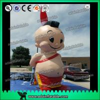 Quality Inflatable Indian Boy Custom Inflatable Egypt Warrior for sale