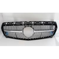 Diamond ABS Front  Car Grill Cover Fit Mercedes Benz A - Class W176 A180 A200 A260