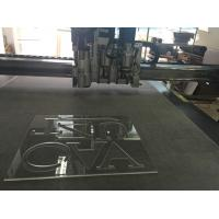 Buy cheap PMMA Acrylic Spindle Router CNC Flatbed Plotter Cutting Machine from wholesalers