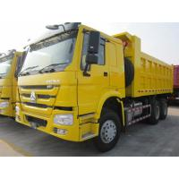 Quality Howo 6x4 dump truck for sale