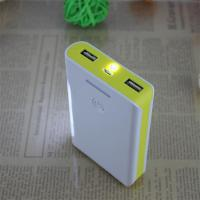 12v portable power pack power packs charging battery dual USB charger for mobile phone from Parbeson