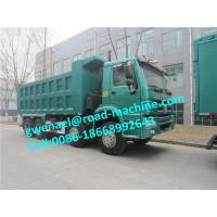 Buy SINOTRUKHeavy Duty Dump Truck HOWO 8X4 DUMP TRUCK Euro 2 /3  50T at wholesale prices