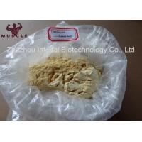Quality Effective Trenbolone Enanthate Powder Parabolan Yellow Powder For Fat Loss for sale