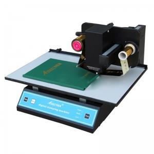 Computer control 3050A+ hot foil stamping machine pvc card foil printer