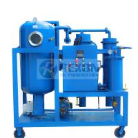 Quality Lubricating Hydraulic Oil Filtration Machine, Vacuum Oil Dehydration Type Hydraulic Oil Filter TYA-100(6000LPH) for sale