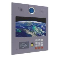 China Visible access control with 13 inch screen ODM OEM service from Chinese product research and development company on sale