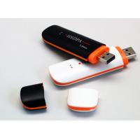 Buy cheap 7.2Mbps 3G wireless network card, 1,900/850MHz + 2G900/1,800/1,900/850MHz from wholesalers