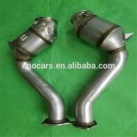 Quality Germany Original Catalytic Converter Magnaflow for Porsche Cayenne Exhaust System Clean 958113027AX for sale