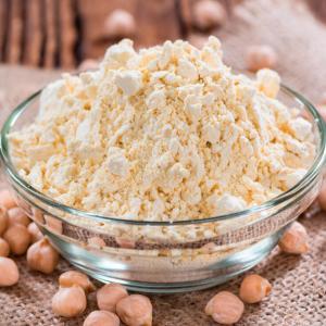 China Natural Flavor Chickpea Protein Powder / Cicer Arietinum Calcium Supplementation on sale
