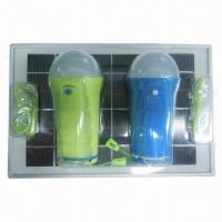 Quality Outdoor Solar Home Lighting for Charging Phones and MP3/MP4 Players, Easy to Carry for sale