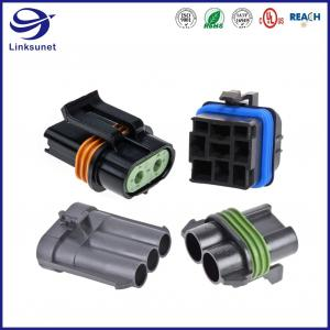 Quality Metri Pack 630 Waterproof 2.0mm connector for Engine Wiring Harness for sale
