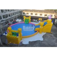 Quality Giant Inflatable Water Park for sale